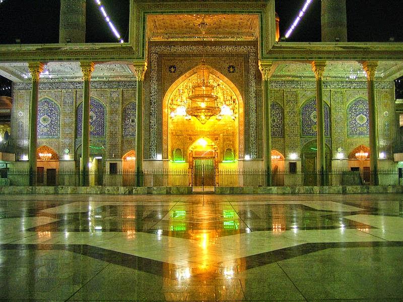 hazrat saiyyidinaa imaam moosaa kaazim rajab allama kaukab noorani okarvi