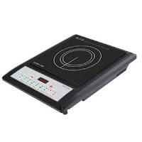 Buy Ihome 2000W Black Induction Cooktop at Rs 1169 + Rs.127 paytm cashback Via  Pepperfry :Buytoearn