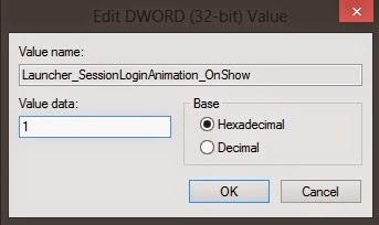 Enable Secret Animation Effect in Windows 8 Start Screen