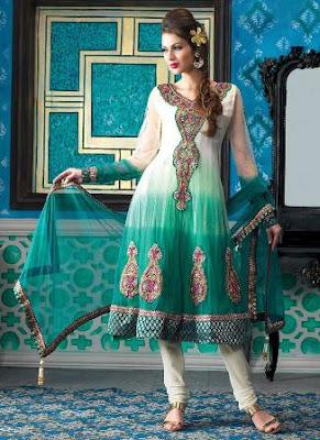 Anarkali-dress
