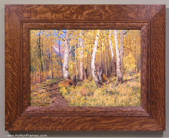 A Frame Maker S Journal Framing Charles Partridge Adams