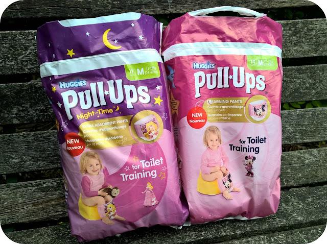 HUGGIES® Pull-Ups® ambassadors potty training journey