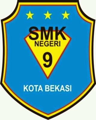 Logo SMK Negeri 9 Kota Bekasi
