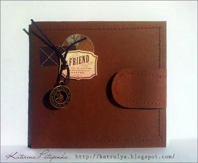 портмоне своими руками, мужское портмоне, портмоне женское, история открыток