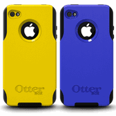 OtterBox Summer Style for iPhone 4 Commuter Series case