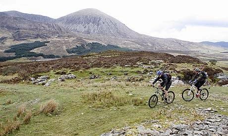 Mountain biking in Isle of Man
