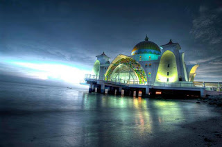 لم أشاهد أجمل من هذا المسجد!
