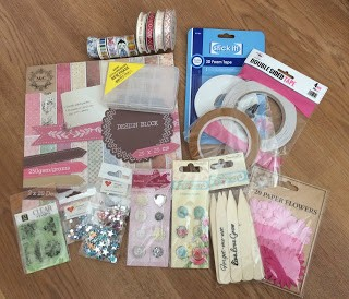 My Craft Room Makes ~ First Year Blog Candy