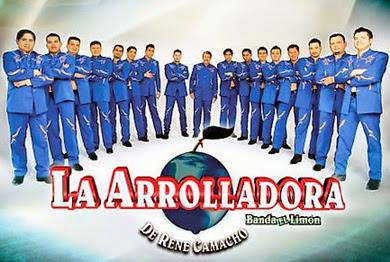 Discografia La Arrolladora Banda El Limon – 35 CDs 1Link (Mega)