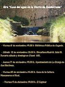 """Gira de otoño """"Ecos del agua en la Sierra de Guadarrama"""""""