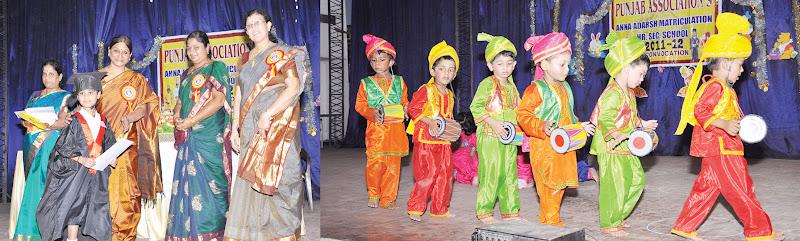 Anna Nagar Daily: KG Convocation Day Of Anna Adarsh School