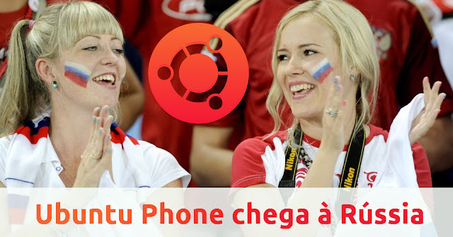Ubuntu Phone Russia