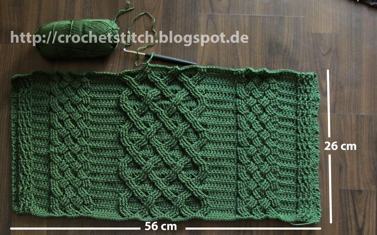 Crochet & Knitting Stitch: April 2013