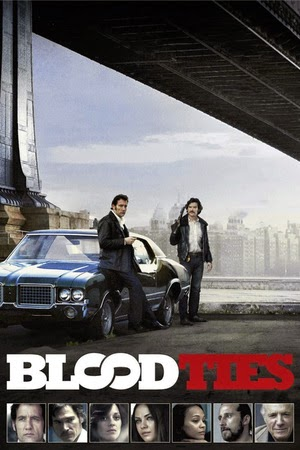 Poster Blood Ties 2013