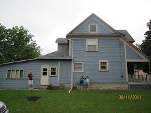 Ron's parents house