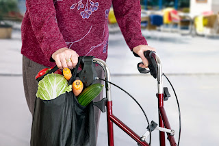 Grocery Shopping & Healthy Eating for Limited Mobility