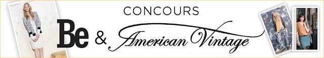 47 bons d'achat American Vintage + 3 invitations pour une après-midi shopping
