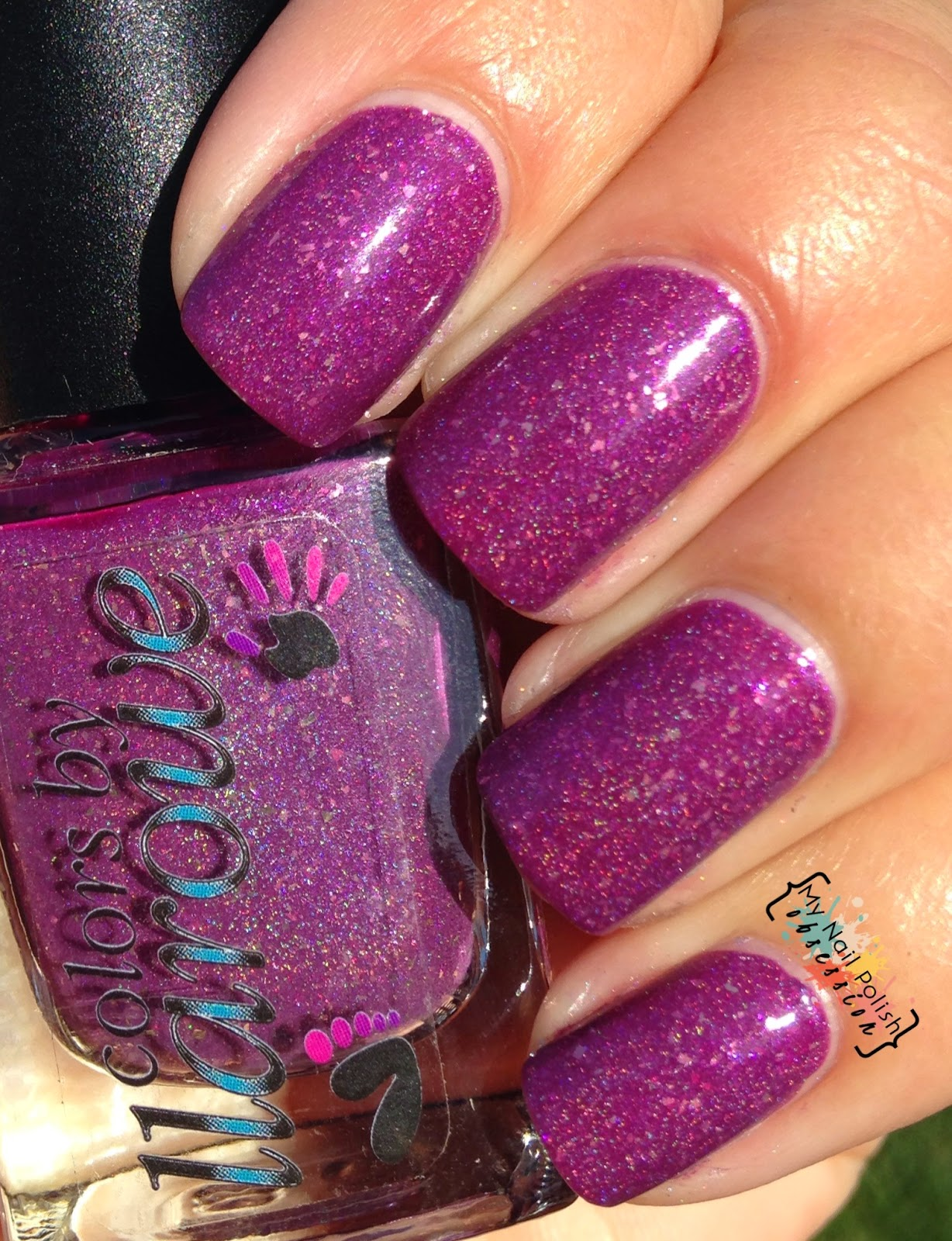 Colors by Llarowe Plum Crazy