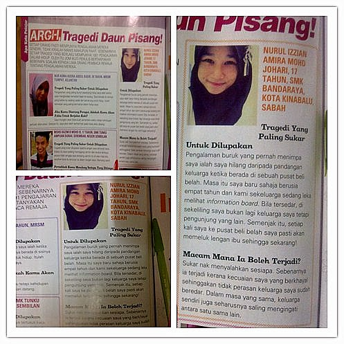 Majalah Remaja edisi Jun 2013