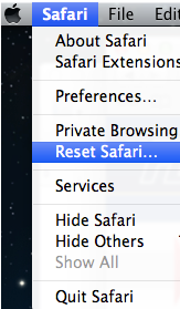obnovit Safari