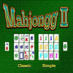 Mahjongg II Game