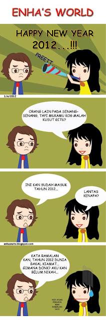 enha's world: 2012 tahun ki amat?