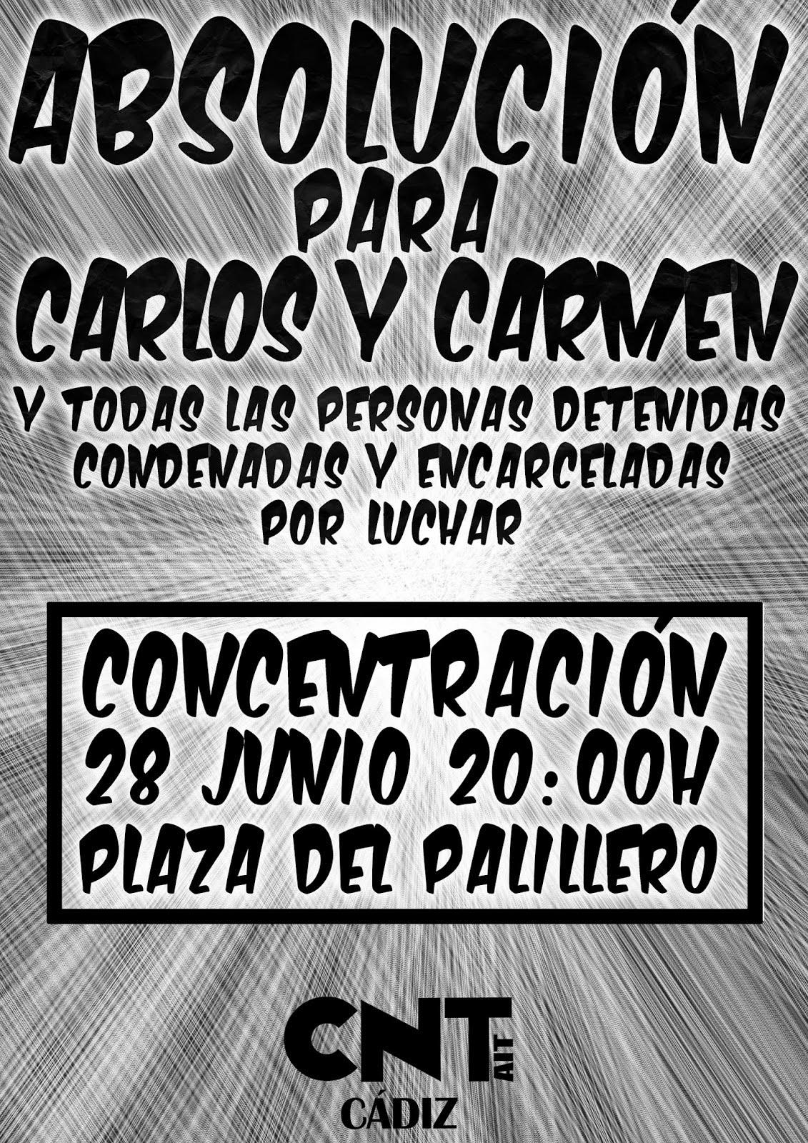 CNT-AIT, Cádiz: Jornada Internacional de Acción Antirrepresiva, 28 de junio Concentración en Cádiz ,apoyo y solidaridad con Carlos y Carmen, participantes del piquete del 15-M de Granada en la Huelga General del 29 de Marzo de 2012,,los anarquistas,frases anarquistas,los anarquistas,anarquista,anarquismo, frases de anarquistas,anarquia,la anarquista,el anarquista,a anarquista,anarquismo, anarquista que es,anarquistas,el anarquismo,socialismo,el anarquismo,o anarquismo,greek anarchists,anarchist, anarchists cookbook,cookbook, the anarchists,anarchist,the anarchists,sons anarchy,sons of anarchy, sons,anarchy online,son of anarchy,sailing,sailing anarchy,anarchy in uk,   anarchy uk,anarchy song,anarchy reigns,anarchist,anarchism definition,what is anarchism, goldman anarchism,cookbook,anarchists cook book, anarchism,the anarchist cookbook,anarchist a,definition anarchist, teenage anarchist,against me anarchist,baby anarchist,im anarchist, baby im anarchist, die anarchisten,frau des anarchisten,kochbuch anarchisten, les anarchistes,leo ferre,anarchiste,les anarchistes ferre,les anarchistes ferre, paroles les anarchistes,léo ferré,ferré anarchistes,ferré les anarchistes,léo ferré,  anarchia,anarchici italiani,gli anarchici,canti anarchici,comunisti, comunisti anarchici,anarchici torino,canti anarchici,gli anarchici,communism socialism,communism,definition socialism, what is socialism,socialist,socialism and communism,CNT,CNT, Confederación Nacional del Trabajo, AIT, La Asociación Internacional de los Trabajadores, IWA,International Workers Association,FAU,Freie Arbeiterinnen und Arbeiter-Union,FORA,F.O.R.A,Federación Obrera Regional Argentina,COB,Confederação Operária Brasileira ,Priama Akcia,CNT,Confédération Nationale du Travail,USI,Unione Sindacale Italiana,  NSF iAA,Norsk Syndikalistisk Forbund,ZSP,Zwiazek Syndykalistów Polski,AIT-SP,AIT Secção Portuguesa,solfed,Solidarity,inicijativa,Sindikalna konfederacija Anarho-sindikalisticka inicijativa, ASF,Anarcho-Syndicalis