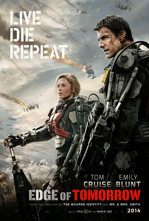 Edge Of Tomorrow en Streaming - Edge Of Tomorrow VK Streaming