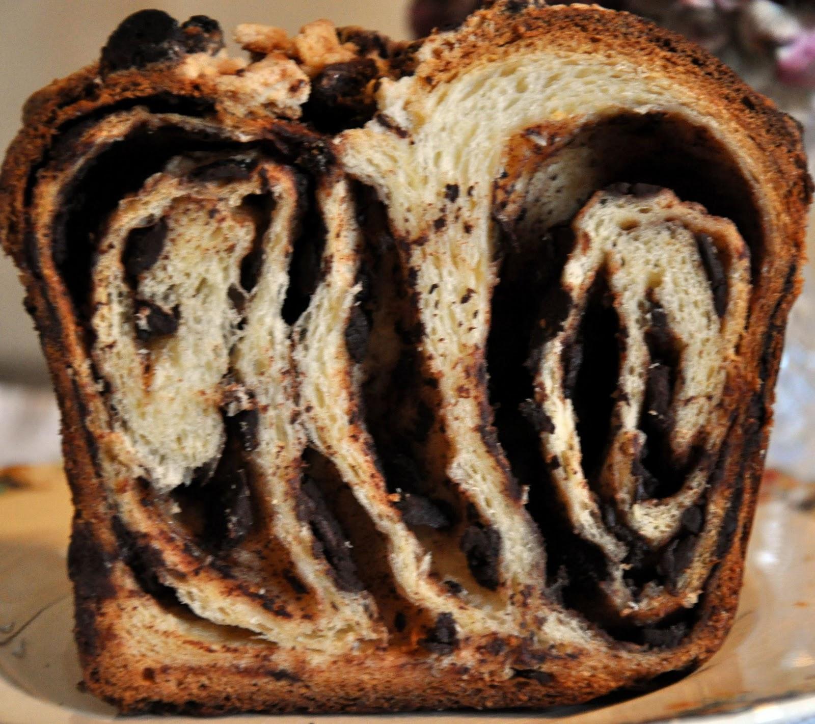 Sweet Sadie's Baking: Chocolate Bread....Better than Club ...
