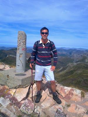 Ascensión al Pico Cornón. Laciana