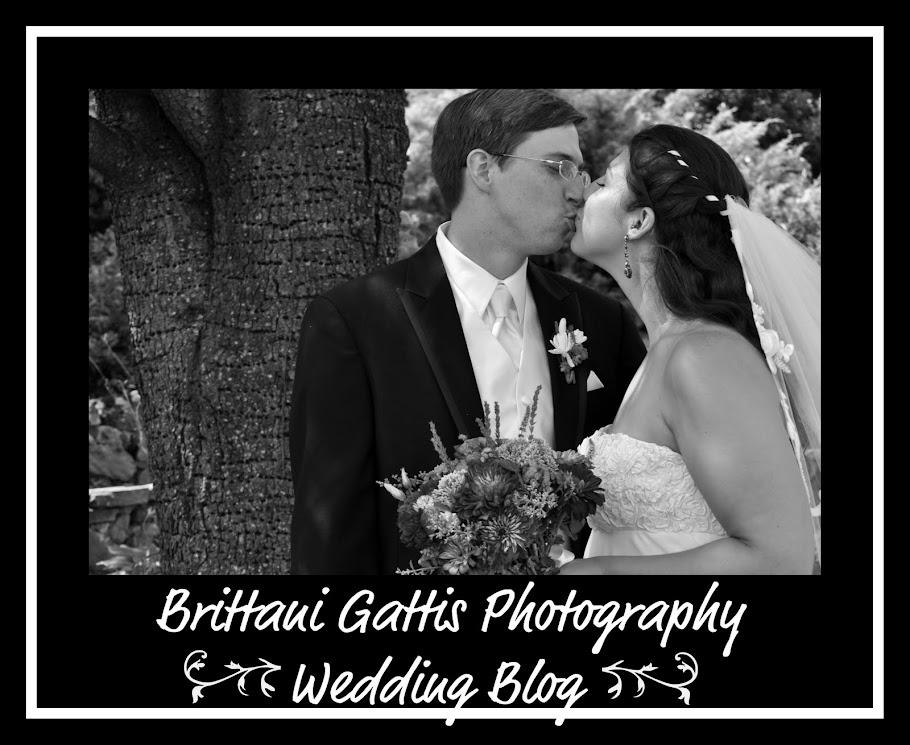 Brittani Gattis Photography Wedding Blog