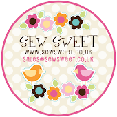 Sew Sweet Etsy Shop