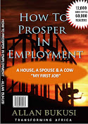 HOW TO PROSPER IN EMPLOYMENT