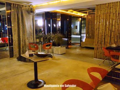 Restaurante Montello Gourmet: Ambiente interno
