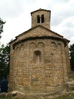 Absis de Sant Sadurní de Rotgers