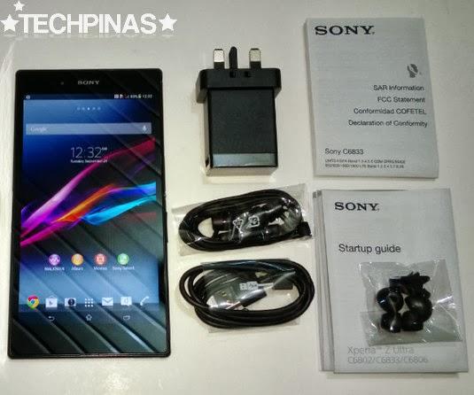 Sony Xperia Z Ultra LTE, Sony Xperia Z Ultra LTE Philippines