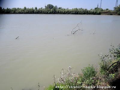рыбалка на р. Протока