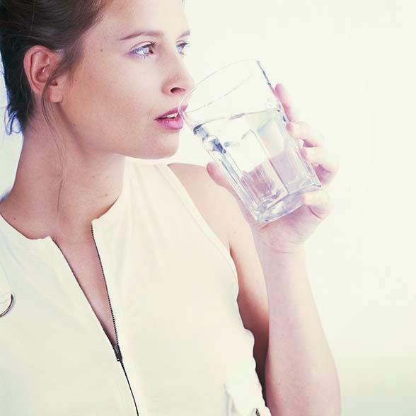 votre santé avec de l'eau