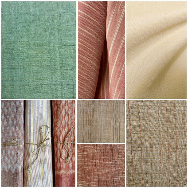 TAMMACHAT handwoven silk fabrics