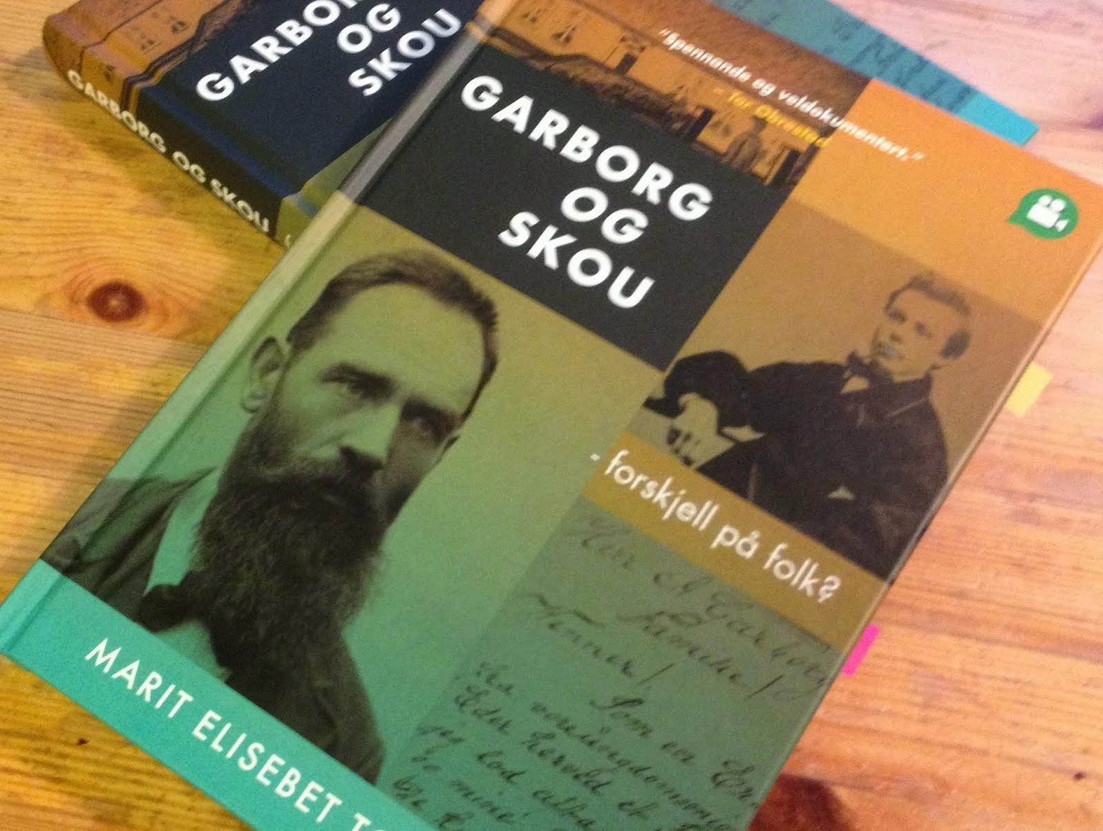 Boka om mannen som kom til Skudenes, også kalla Skouen.