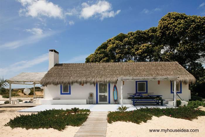 Arquitectura de casas informaci n y fotos de casas de playa - La maison monte na comporta au portugal ...
