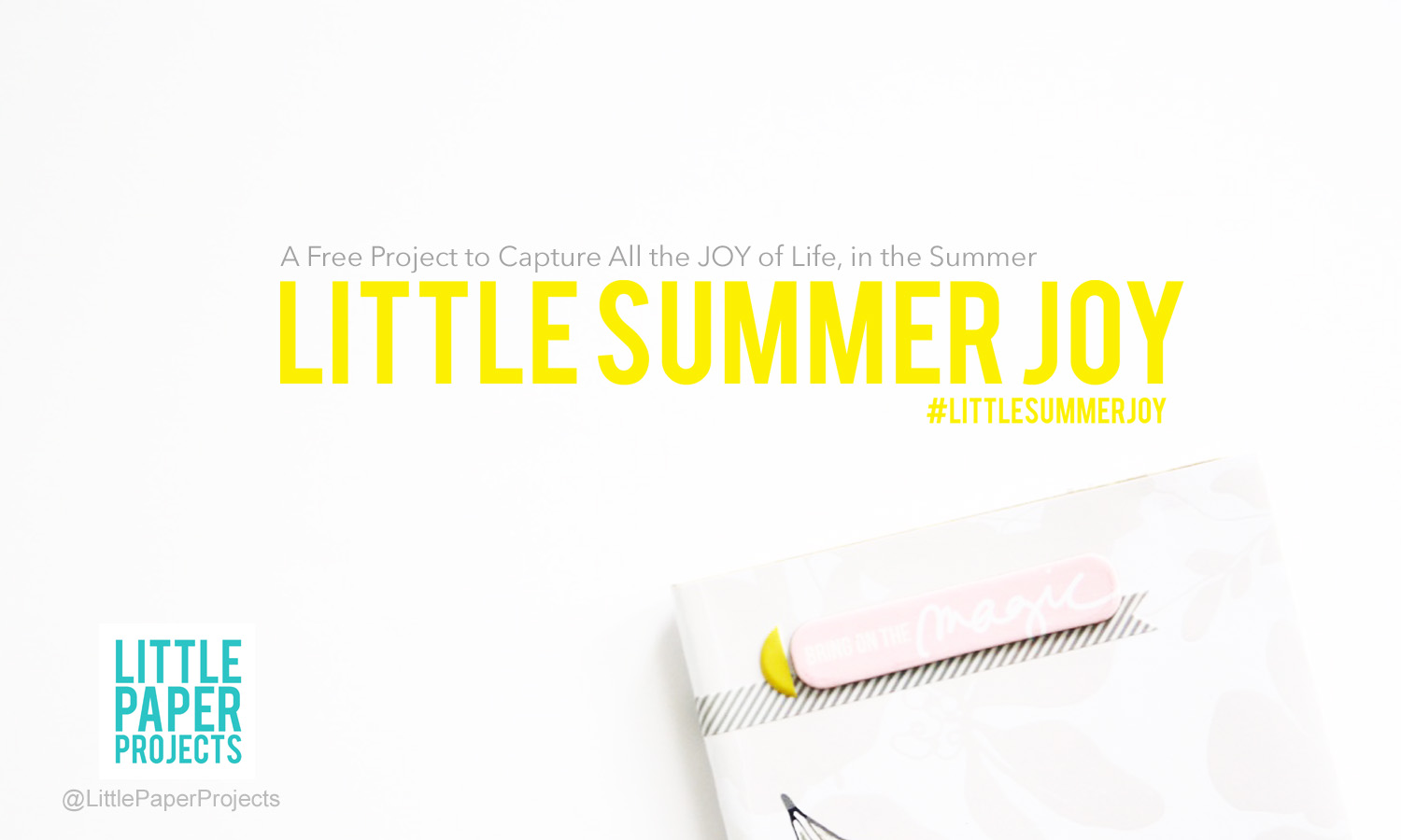 Contributor - Little Summer Joy Class