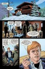 comic book Mark Hamill first page