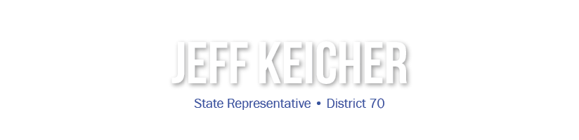 Illinois State Representative Jeff Keicher
