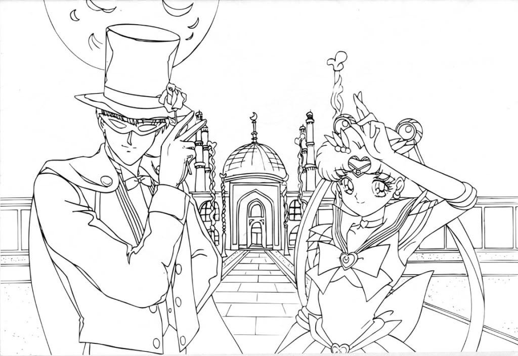 Pretty Guardian Sailor Moon Crystal, nuevo anime 2014: Serena x ...