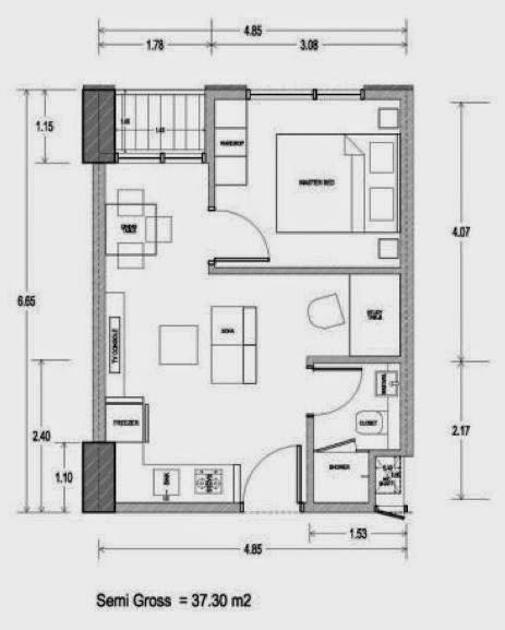 Floor Plan Feng Shui October 2014