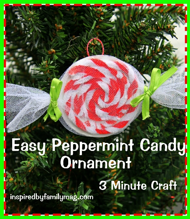 A mom not a professional nor a perfectionist christmas for Homemade christmas ornaments to make