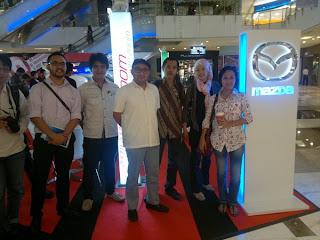 Andi Sakab di M-Days Grand Indonesia, Jakarta