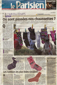 Journal Le Parisien - France