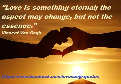Eternal Love Quotes : Eternal Love Love quotes and songs